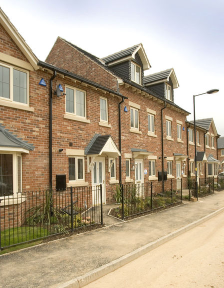 Housing starts growth eases after rising 10% last year